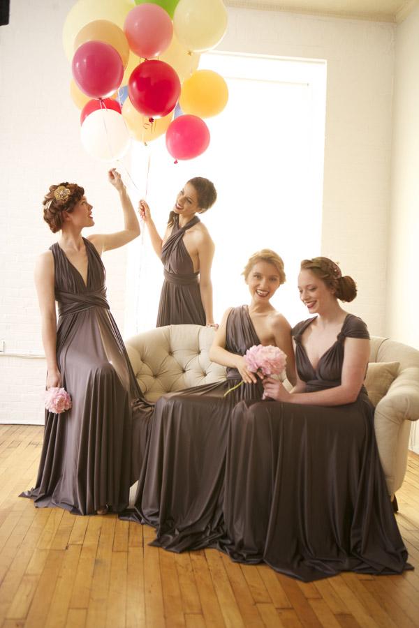 les robes demoiselles d'honneur